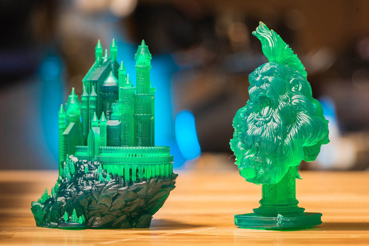 anycubic-photon-3d-printed-objects