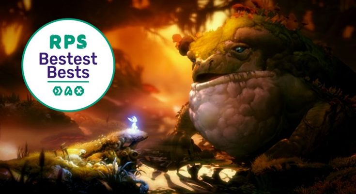 Wot I Think: Ori And The Will Of TheWisps