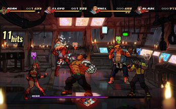 Wot I Think: Streets Of Rage 4