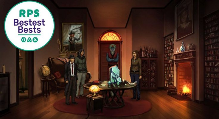 Wot I Think:Unavowed