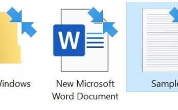 what-are-these-2-small-blue-arrow-overlays-which-appear-on-desktop-icons